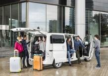 Nissan e-NV200 Evalia: adesso anche a 7 posti
