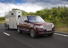 Land Rover Trasparent Trailer: quando il rimorchio diventa trasparente