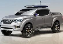 Renault Alaskan Concept, un pick up nel futuro della Losanga
