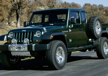 Jeep Wrangler, la prossima sarà anche pick-up