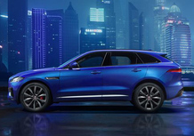 Jaguar F-Pace: un video inizia a svelarcela