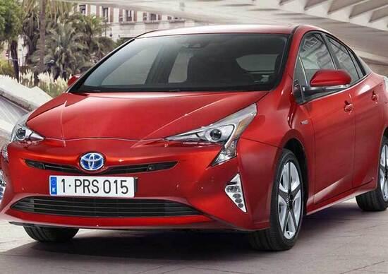 Nuova Toyota Prius: ancora più eccentrica. I primi dettagli
