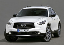 Infiniti QX70 Ultimate: la versione definitiva