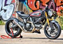 Ducati Scrambler Intermot, by Marcus Walz