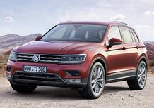 Volkswagen Tiguan: la nuova generazione ora è anche Plug-In Hybrid