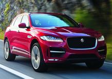 Jaguar F-Pace: lanciata la sfida a Porsche Macan