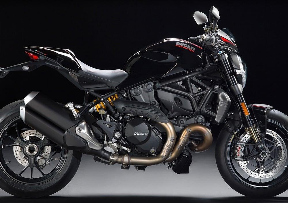 Ducati Monster 1200 R (2016 - 19) (4)
