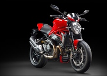 Ducati Monster 1200 R (2016 - 18)