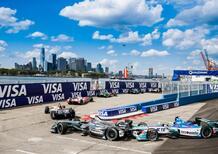 Formula E, ePrix New York: Sam Bird primo vincitore [Video]