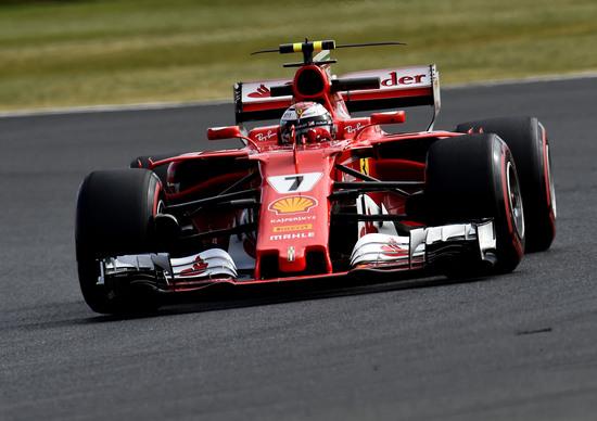F1, GP Silverstone 2017: Ferrari, cos'è successo con le gomme?