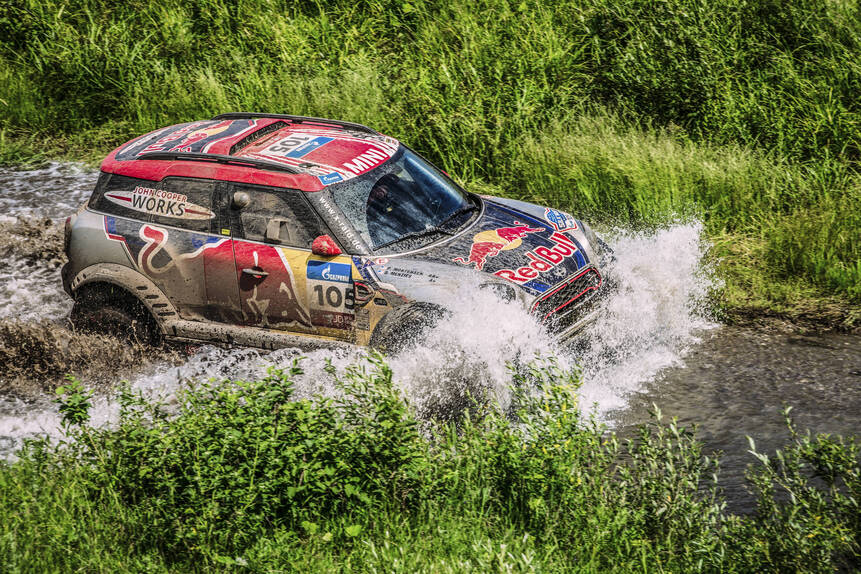 Silk Way Rally 2017: le foto più belle