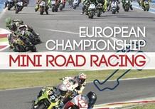 Europeo Minimoto-MiniGP: a Franciacorta dal 3 al 6 agosto