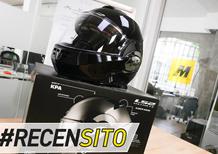 LS2 Valiant FF399. Recensione casco modulare