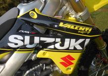 Suzuki RM-Z 250 450 Valenti Limited Edition 2016