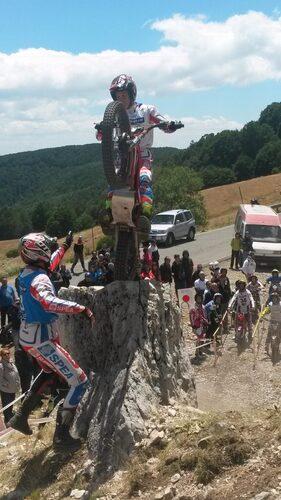 Campionato italiano trial, 5a prova al Terminillo (2)