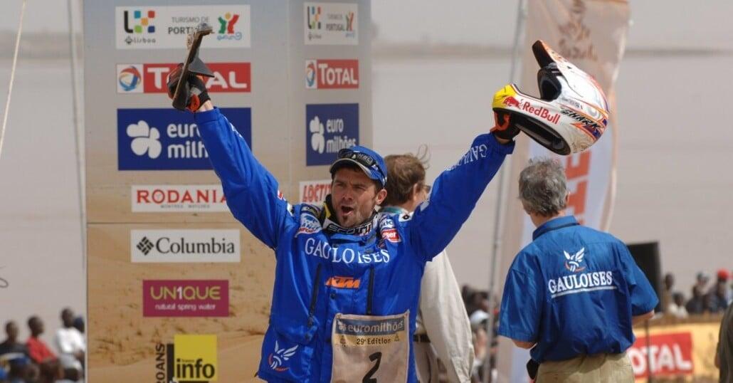 """20 anni di sport. Despres: """"Ho vinto 5 Dakar… ma quel 2007!"""""""