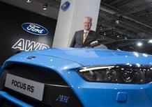 Nuova Ford Focus RS: svelate accelerazione e velocità massima [VIDEO]