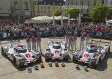 Audi e Castrol: insieme verso il massimo risultato