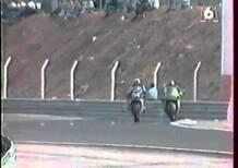 1995: il Bol d'Or del team GMT94 Yamaha