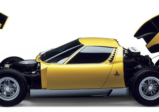 Centro restauro Lamborghini [video]