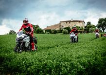 Ducati DRE Enduro 2017: nuove date a settembre per i corsi off-road