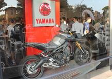 Aureli: nuova concessionaria Yamaha a Roma