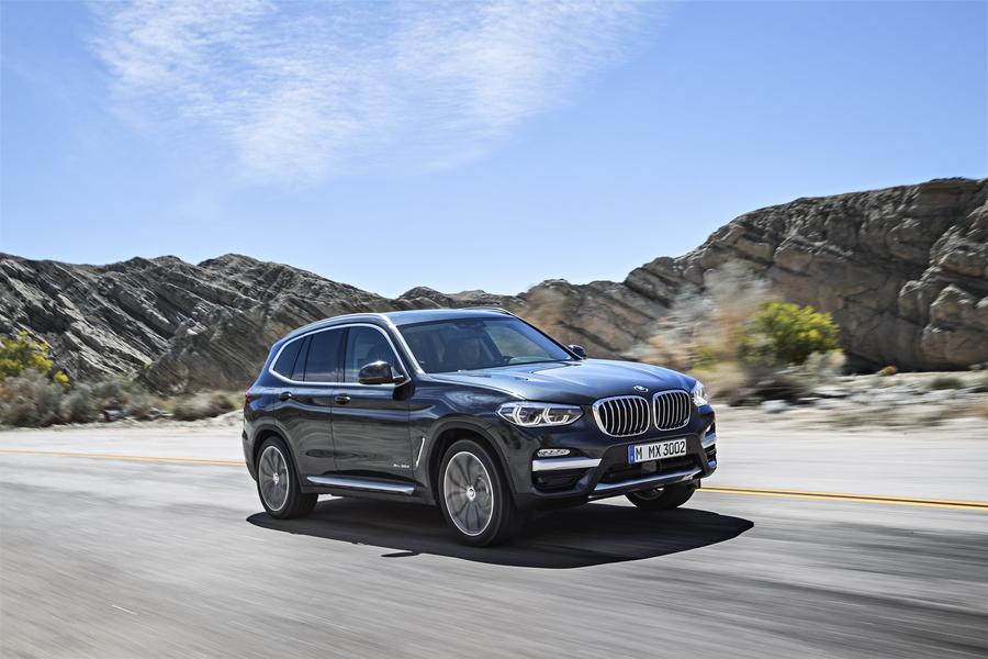 BMW X3 (2017->>)