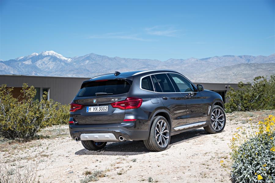 BMW X3 (2017->>) (4)
