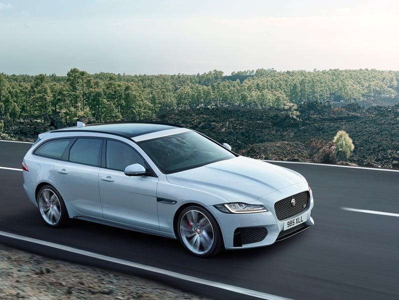 Jaguar XF Sportbrake (2017->>)