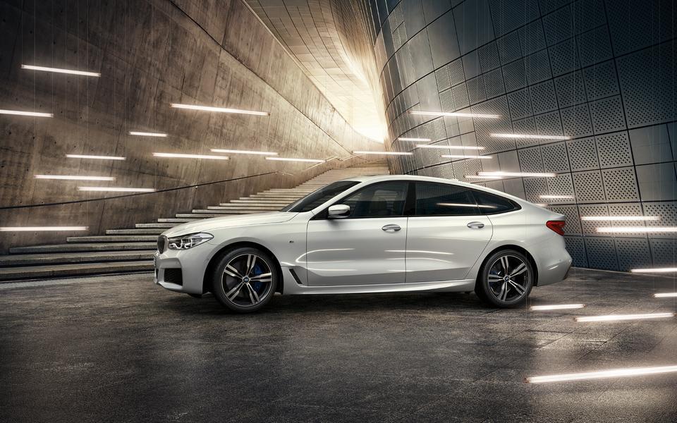 BMW Serie 6 Gran Turismo (3)