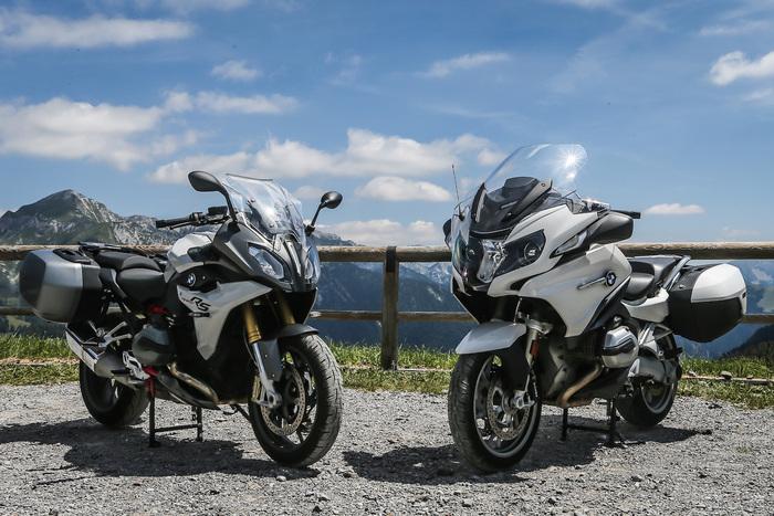 R 1200RS ed R 1200RT, due moto più vicine di quanto non si pensi