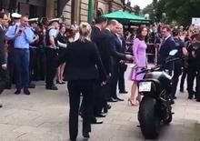 William, una passione per la moto davvero reale!
