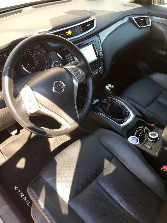 Nissan X-Trail 1.6 dCi 4WD Tekna del 2015 usata a Castello di Godego (5)