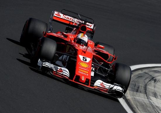 F1, GP Ungheria 2017: è dominio Ferrari