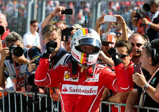 F1, il bello e il brutto del GP d'Ungheria 2017