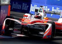 Formula E, ePrix di Montréal: pole per Rosenqvist