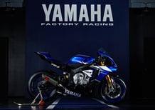 Yamaha torna in Superbike nel 2016