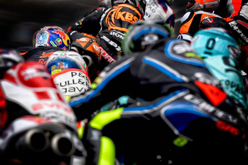 MotoGP. Le foto più belle del GP d'Austria 2017 (3)