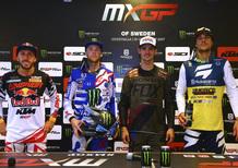 MX 2017, il GP di Svezia. Le dichiarazioni dal podio