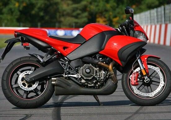 Le Belle e Possibili di Moto.it: Buell 1125CR