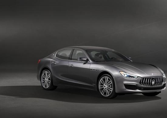 Maserati Ghibli GranLusso: le immagini ufficiali