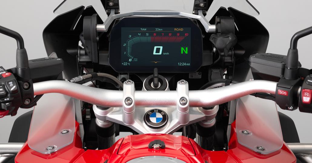 BMW R 1200GS e Adventure 2018: la nuova dotazione