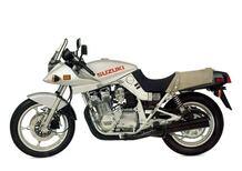 Suzuki GSX 1100 S-ES (1980 - 87)