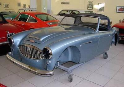 3000 MK1 BN7 d'epoca del 1960 a Viadana d'epoca