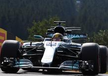 F1, GP Belgio 2017: pole per Hamilton. Secondo Vettel