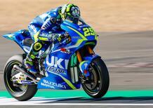 MotoGP 2017. Iannone segna il miglior tempo nel Warm up