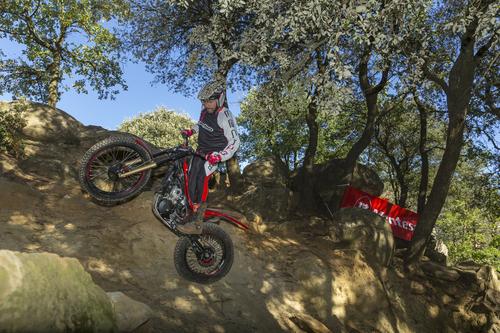 Prova Montesa Cota 300rr Prove Moto It