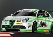 Alfa Romeo torna nel BTCC con Handy Motorsport