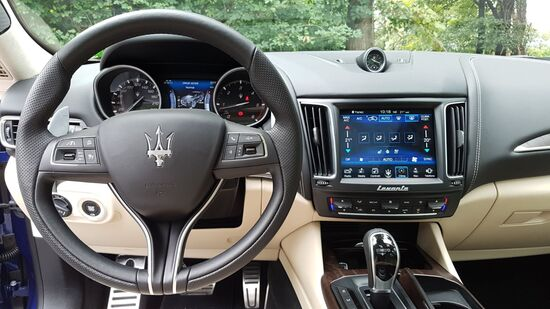 Maserati Levante Lusso E Quel Diesel Che Canta Come Un