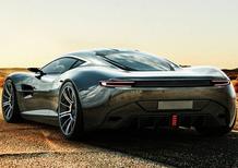 Aston Martin, sarà V6 la nuova supercar a motore centrale
